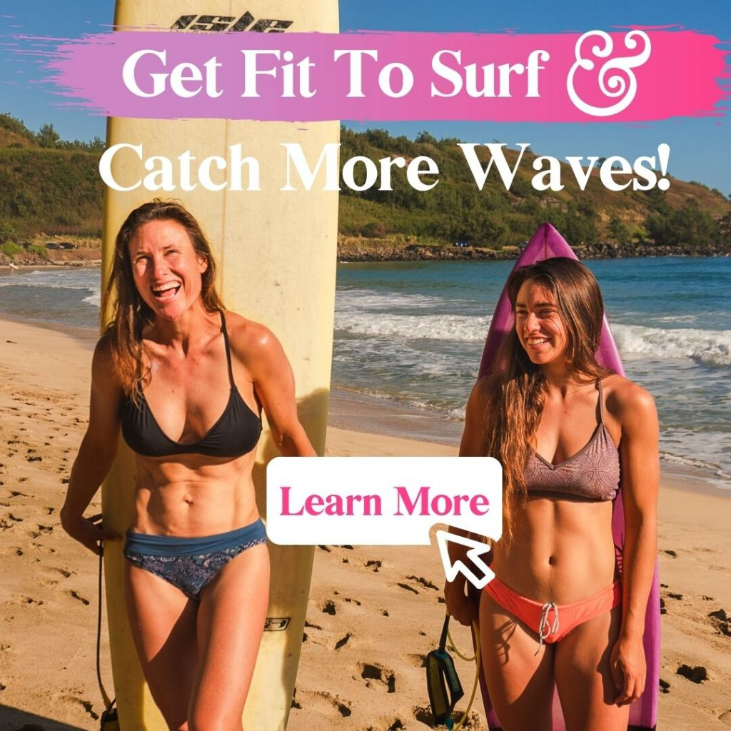 get fit to surf