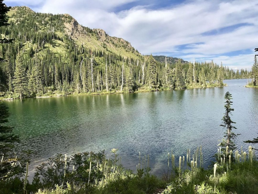 Birch Lake, Jewel Basin, Bigfork Montana