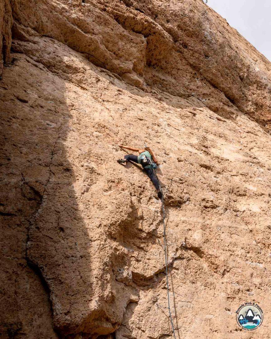 Climbing Valhalla, Tensleep Canyon