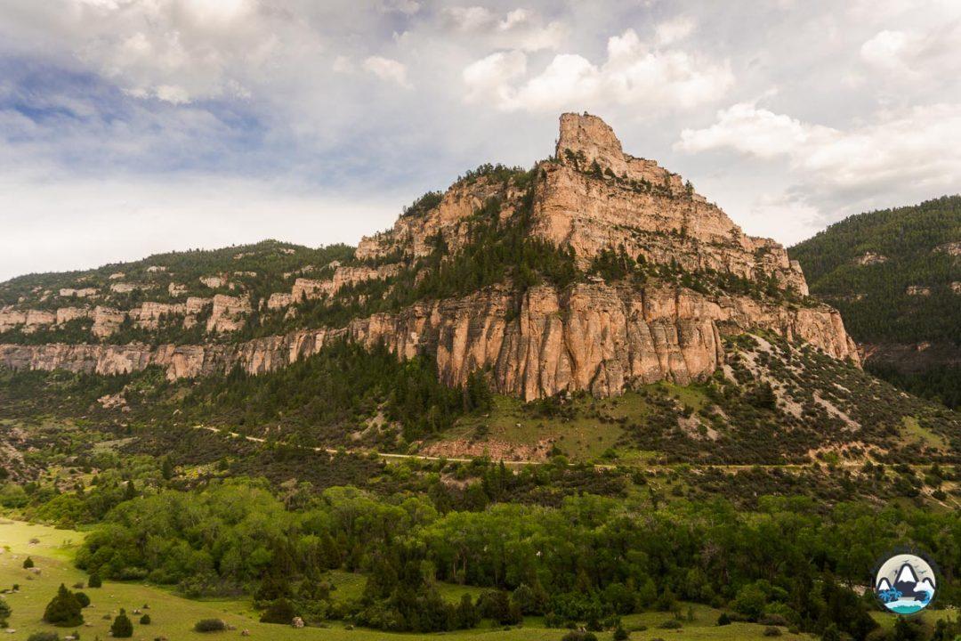 Tensleep Canyon Rock Climbing