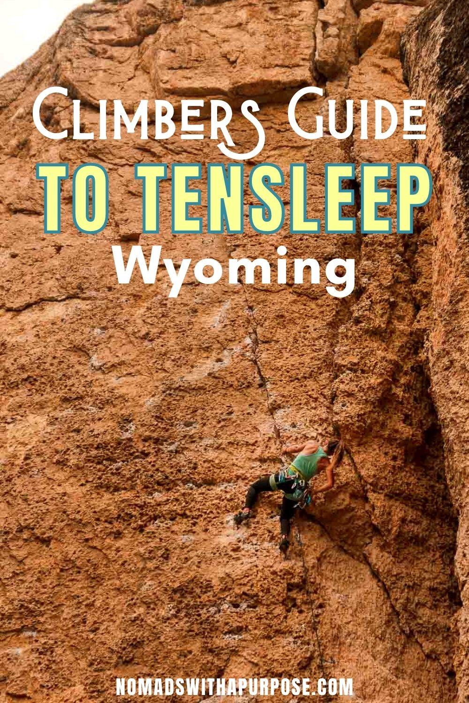 climbers guide to tensleep wyoming